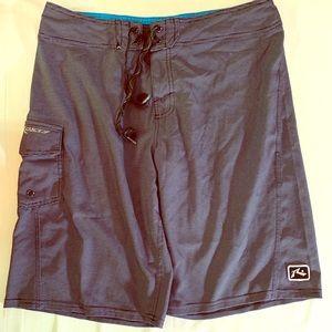 Rusty Sz 33 Men's hybrid shorts
